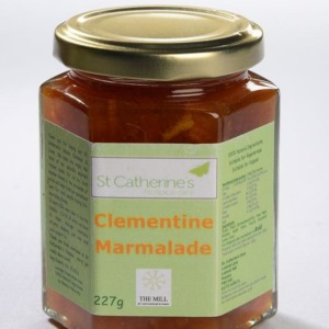St Catherine's Clementine Marmalade (227g)